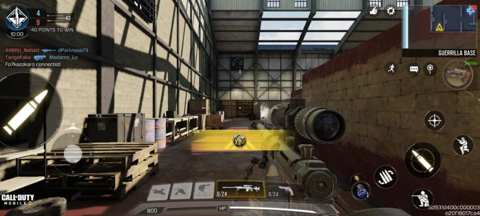 Call of Duty Mobile Graphic