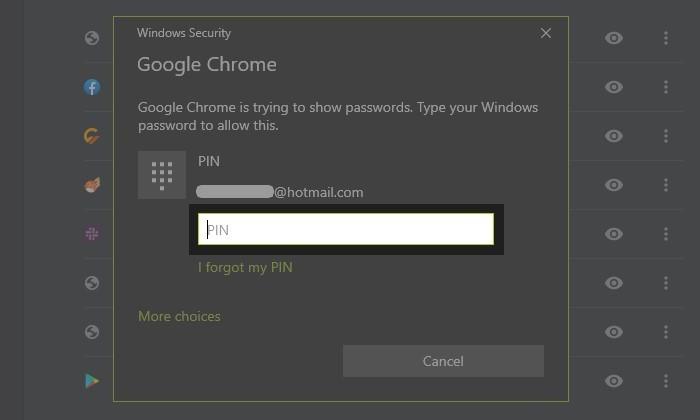 Cara Melihat Password yang Tersimpan di Google Chrome 10