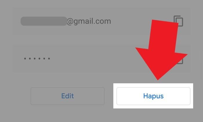 Cara Melihat Password yang Tersimpan di Google Chrome 18