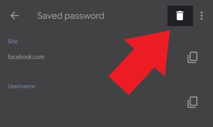 Cara Melihat Password yang Tersimpan di Google Chrome 6