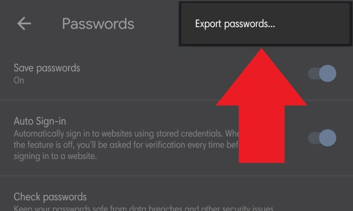 Cara Melihat Password yang Tersimpan di Google Chrome 7