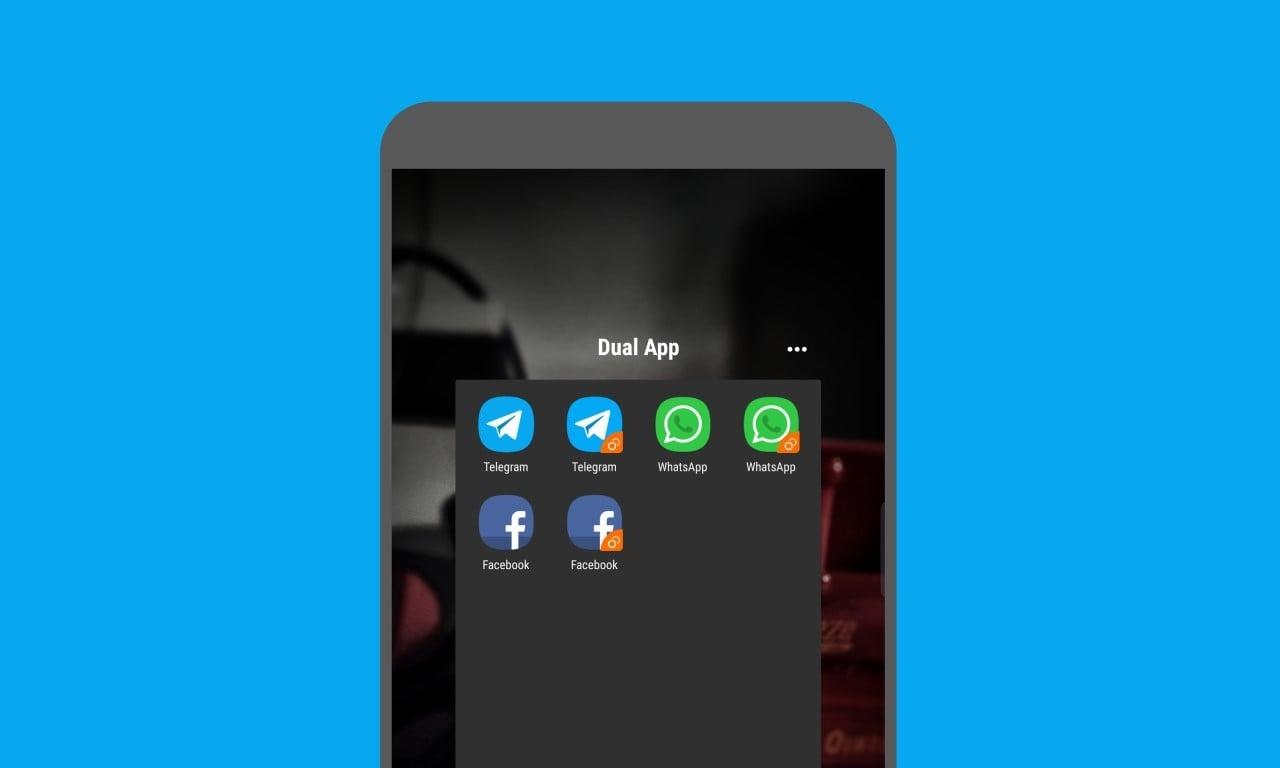 Cara Menggandakan Aplikasi Buat Pakai Dua Akun Di Handphone Samsung Gadgetren