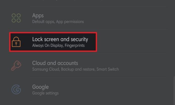 Cara Mengunci Aplikasi Di Hp Samsung Biar Privasi Makin Aman Gadgetren