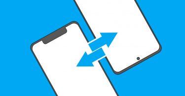 Cara Transfer Data iPhone Ke Android Header