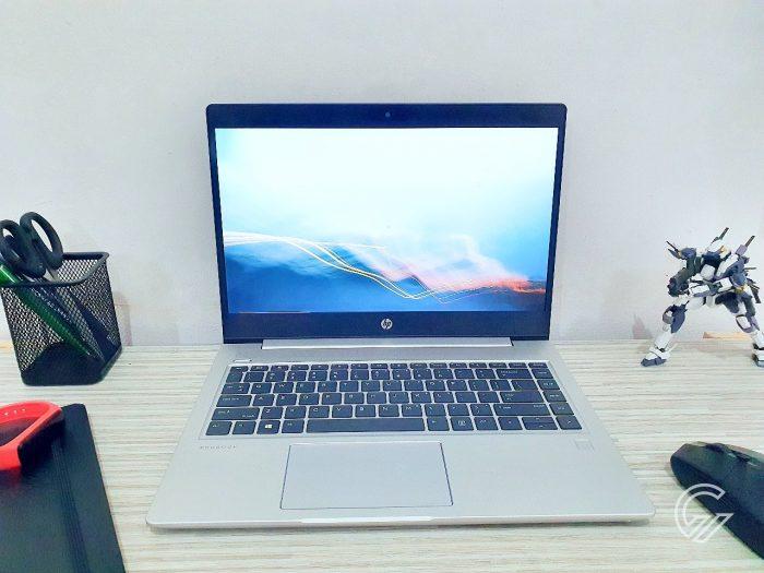 Meja depan HP ProBook 445 G7