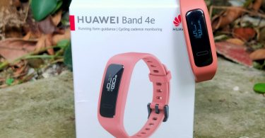 HUAWEI Band 4e Feature