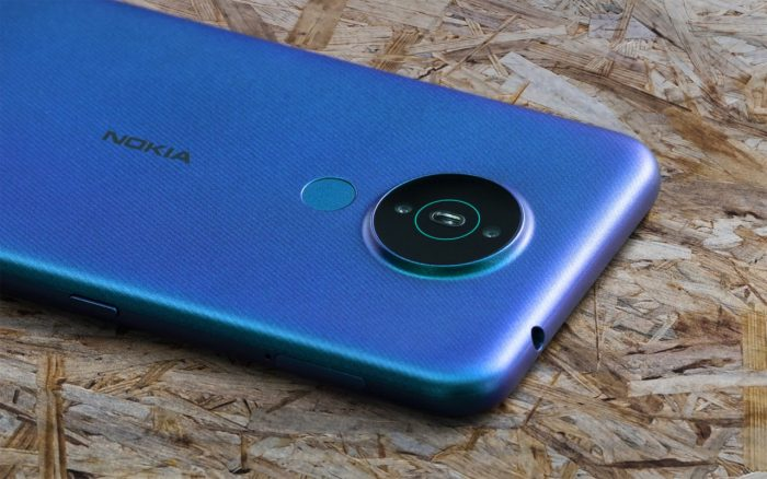Nokia 1 4 Back