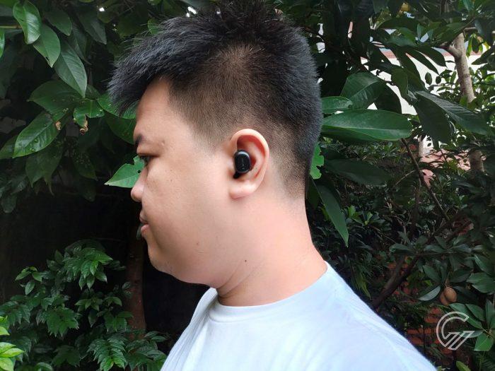 OASE QCY T1C in Ear