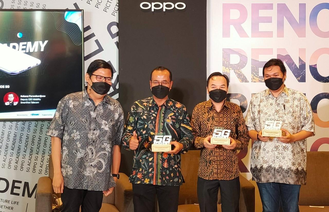 OPPO-5G-Academy-Header