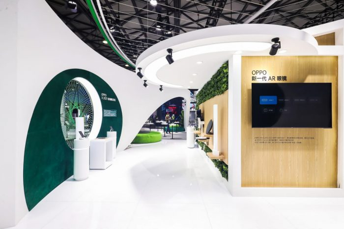 OPPO Booth