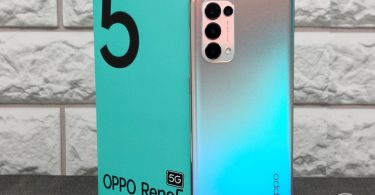 OPPO Reno5 5G Back Box