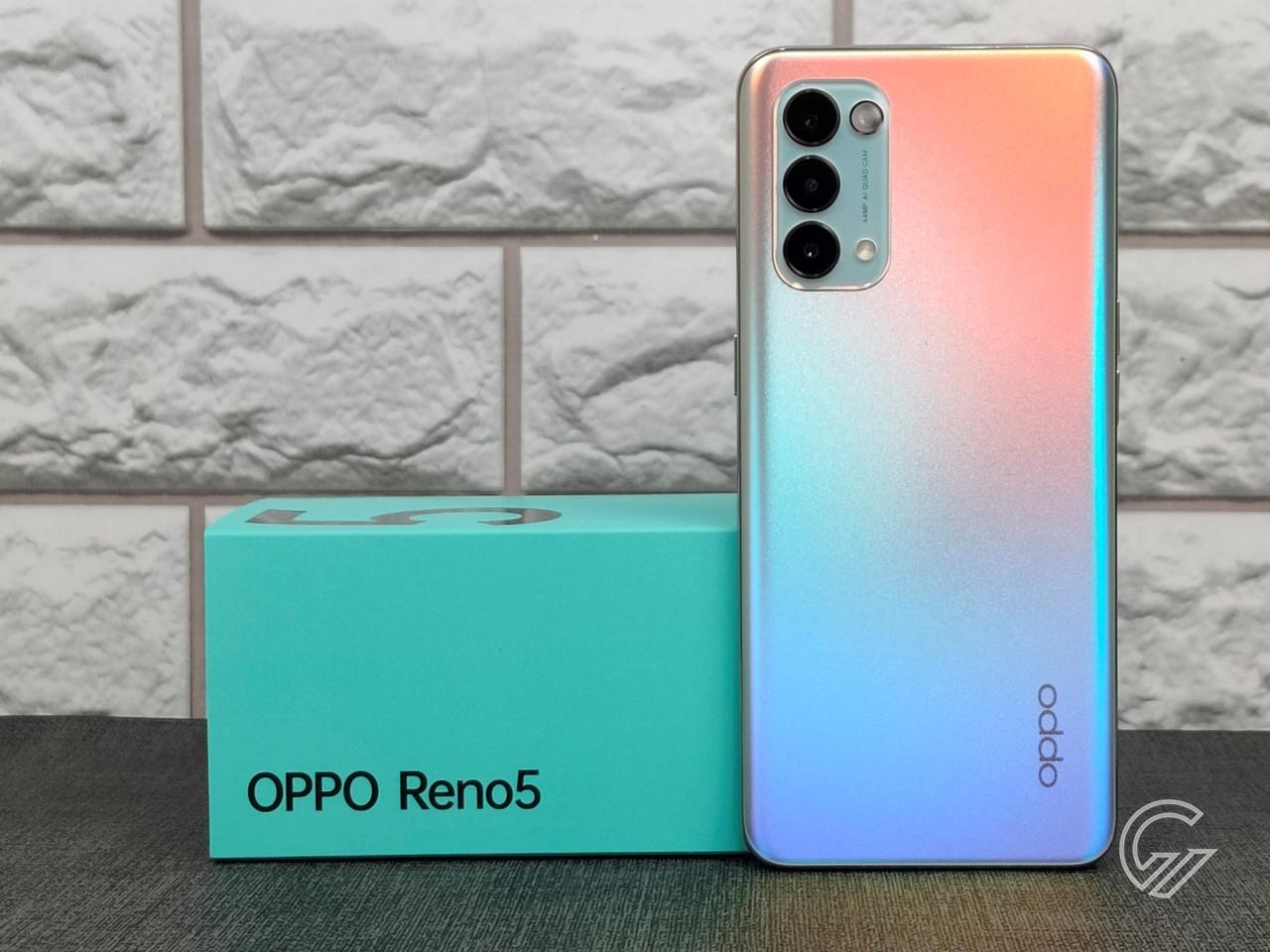 OPPO Reno5 5G Feature