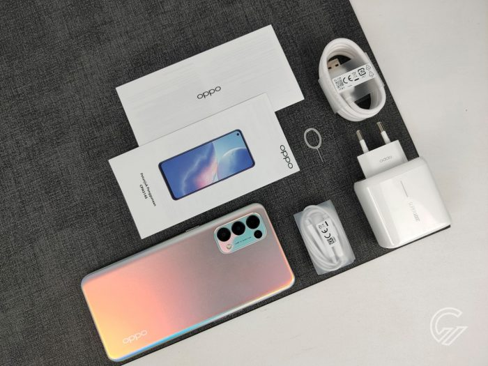 OPPO Reno5 5G Package