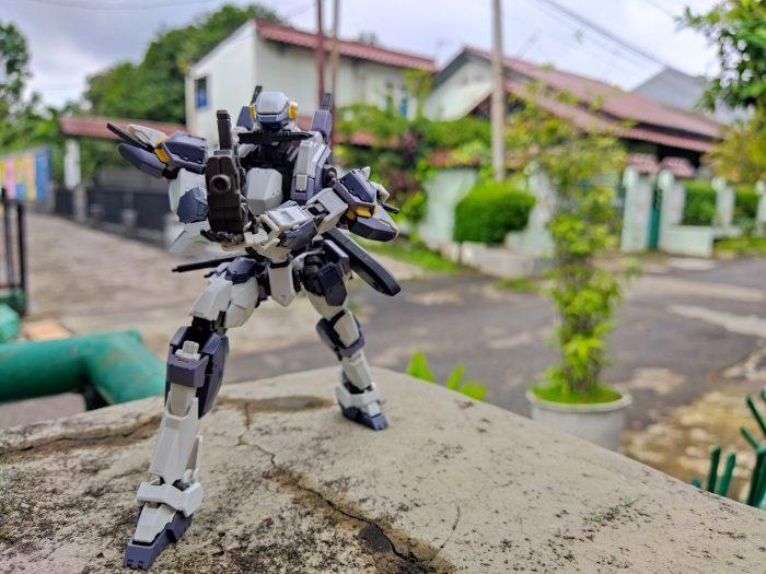 POCO M3 Kamera Belakang Robot