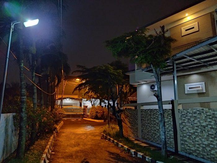 POCO M3 Kamera Belakang Rumah Malam