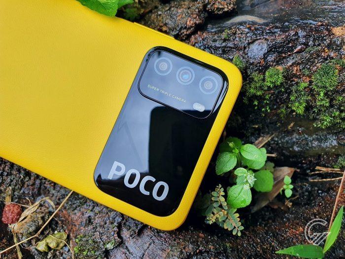 POCO M3 Modul Kamera