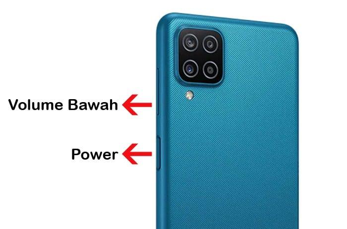 Samsung Galaxy A12 Screenshot