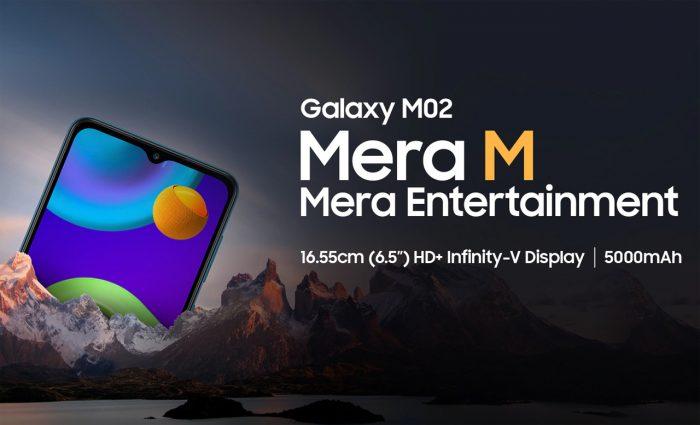 Samsung Galaxy M02 Feature