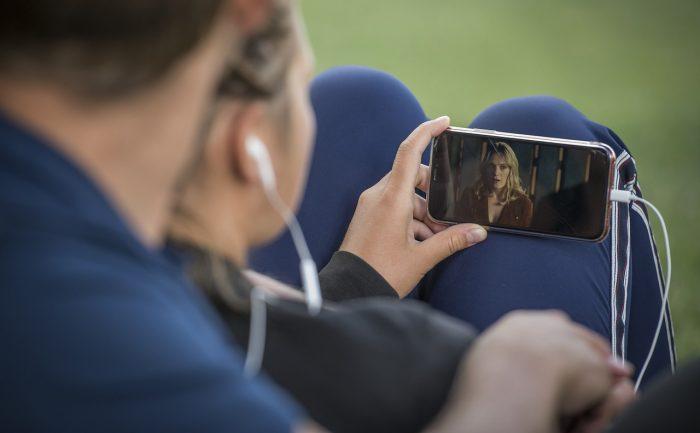 Smartphone Streaming