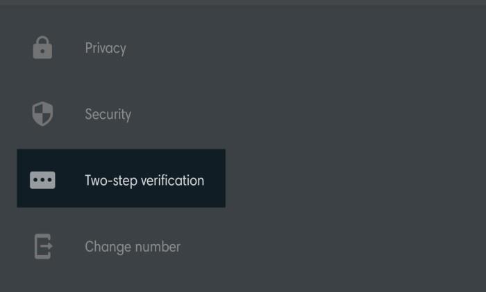 Aktivasi Verifikasi 2 Langkah 5
