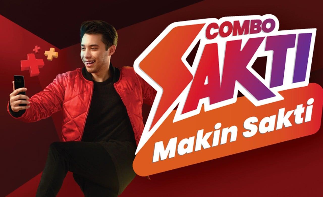 Combo SAKTI Max Telkomsel