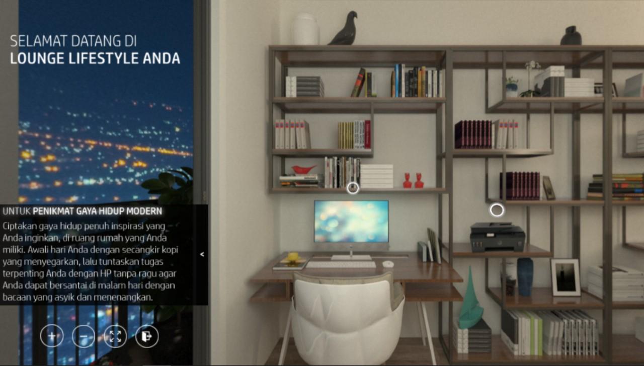Fitur HP-Virtual-Showroom