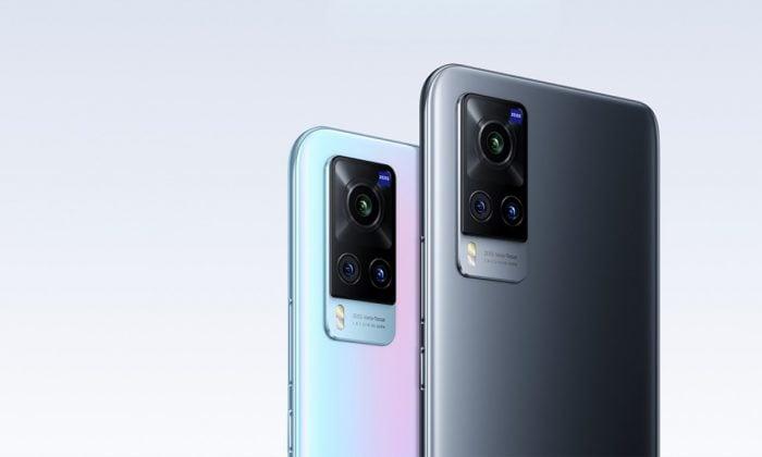 Harga vivo X60 Series - Camera