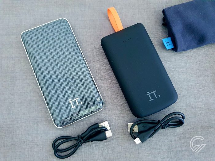 Immersive Tech Power Charger