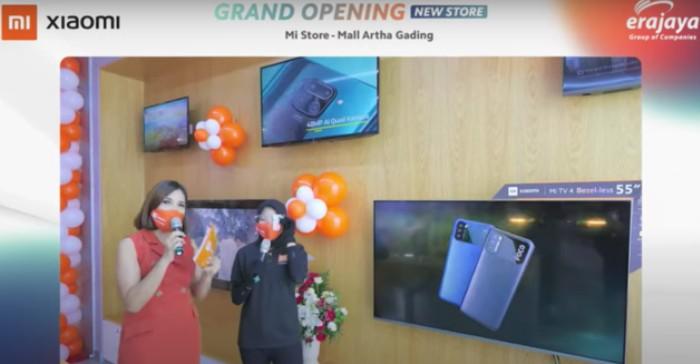 Mi-Store-Mall-Artha-Gading-TV-Bezel-Less-Edition.