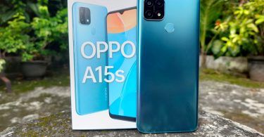 OPPO-A15s-Box