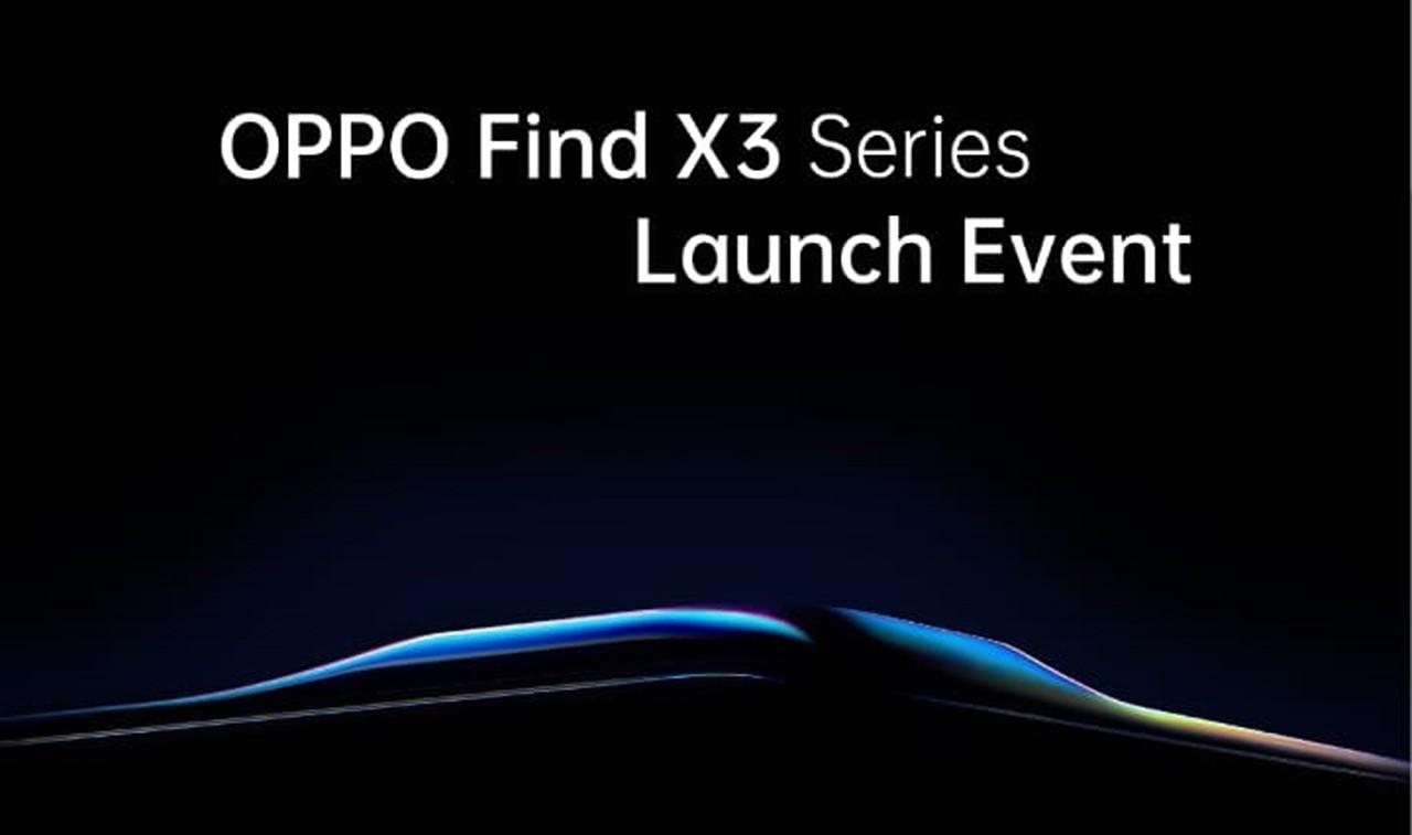 OPPO Find X3 Series 11 Maret 2021