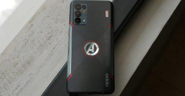 OPPO Reno5 Marvel Avengers Edition Featurezz