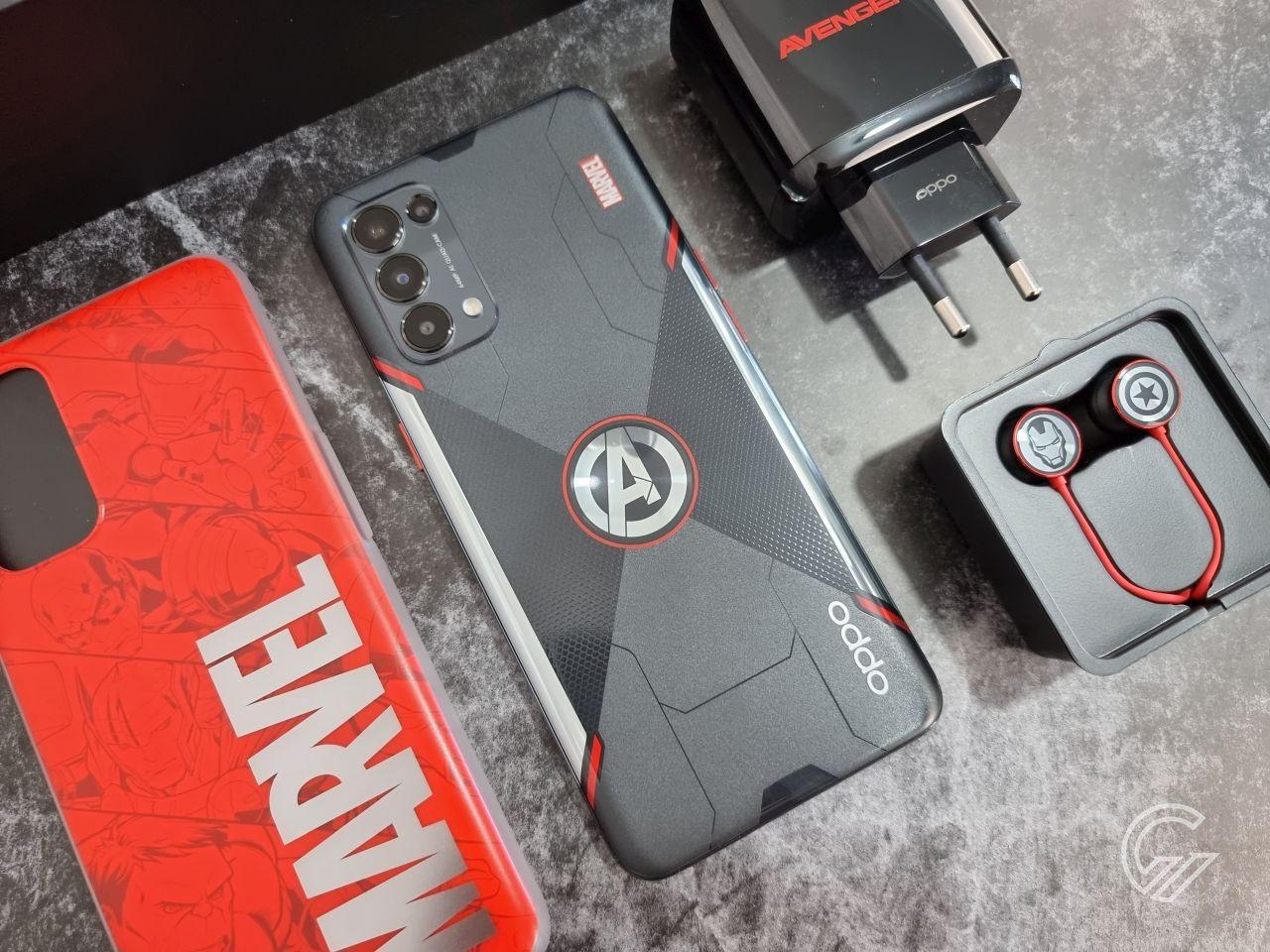 OPPO Reno5 Marvel Edition