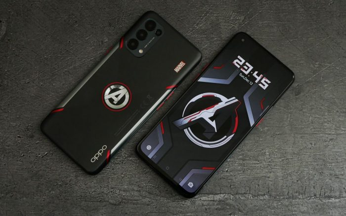 OPPO Reno5 Marvel Edition Feature