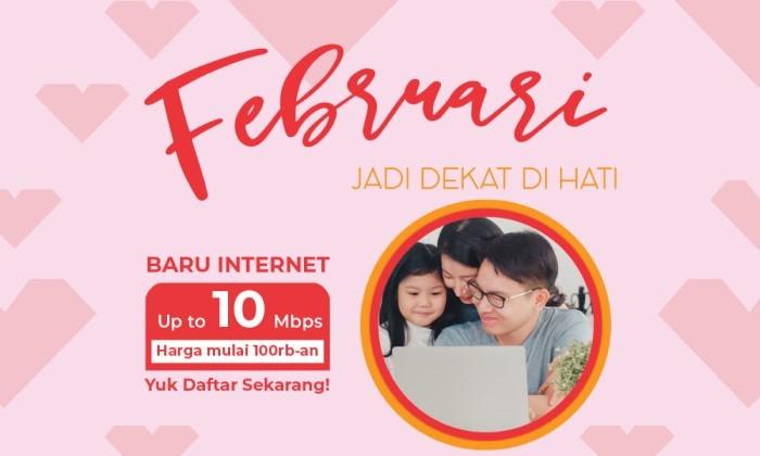 Paket Internet Rumah Termurah - Stroomnet