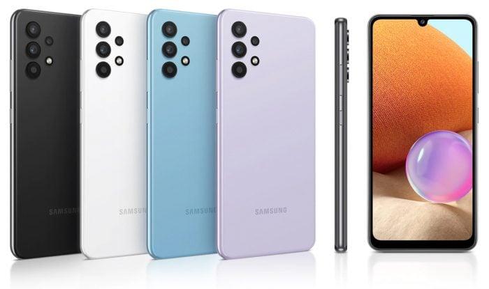 Samsung Galaxy A32 All