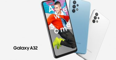 Samsung Galaxy A32 Banner