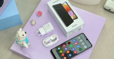 Samsung Galaxy A32 Unboxing 1