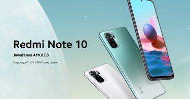 Xiaomi Redmi Note 10 Feature