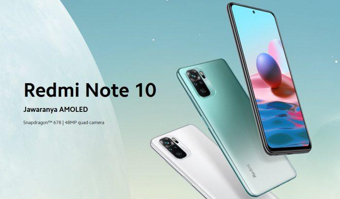 Kelebihan dan Kekurangan Redmi Note 10