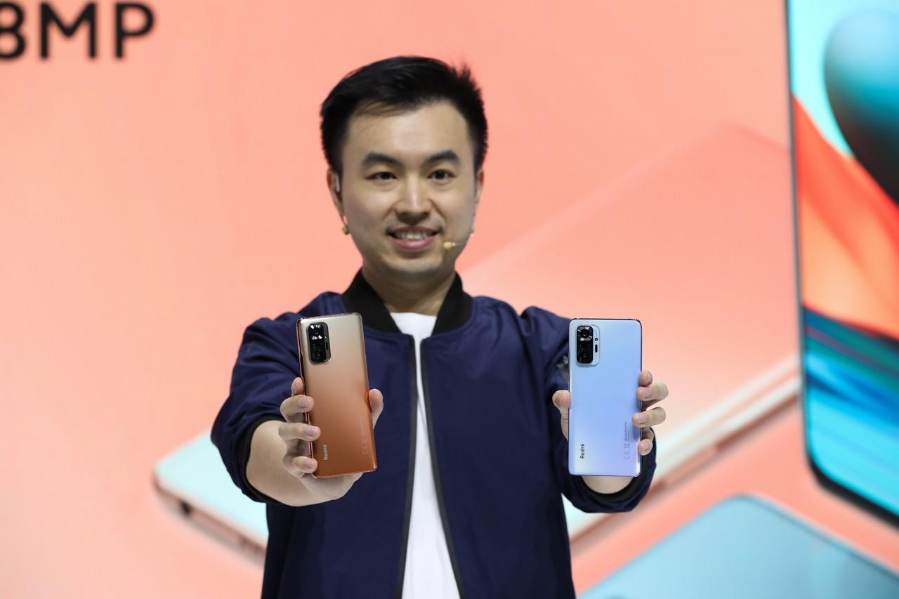 Fitur Xiaomi Redmi Note 10 Pro