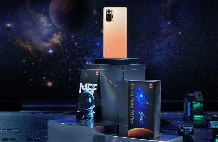 Paket Xiaomi Redmi Note 10 Pro