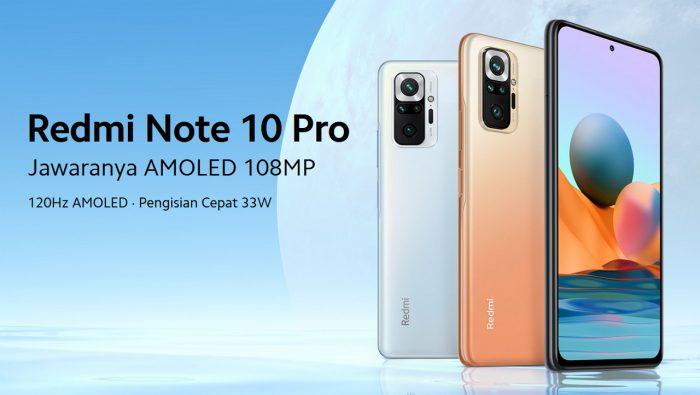 Promo Xiaomi Redmi Note 10 Pro