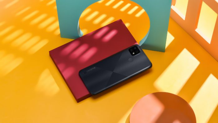 Daftar Handphone realme Rilis Terbaru - realme C21