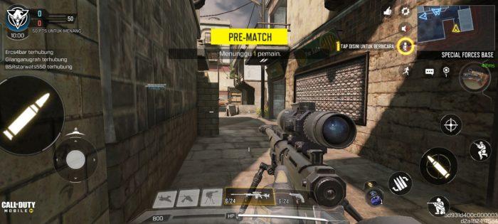 Call of Duty Reno5 F Target