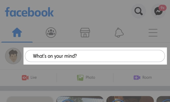 Cara Copy Paste Status dan Komentar di Facebook 3
