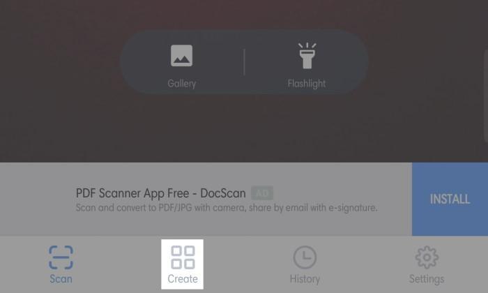 Cara Melihat Kode QR Wi-Fi di Samsung 4