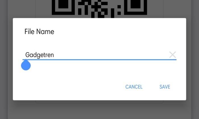 Cara Melihat Kode QR Wi-Fi di Samsung 7