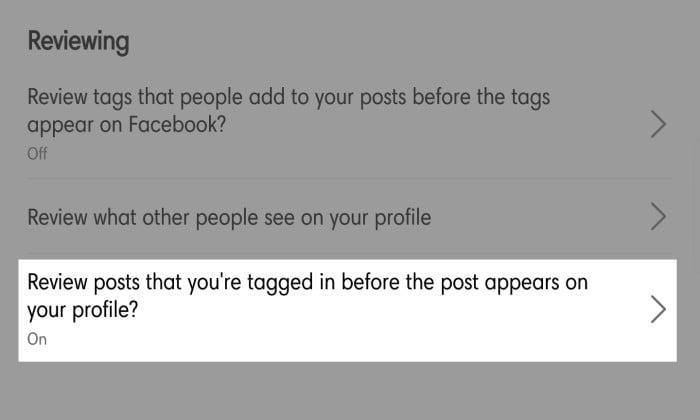 Cara Menghapus Menghilangkan Tag di Facebook 10