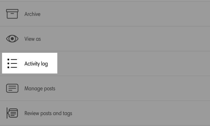 Cara Menghapus Menghilangkan Tag di Facebook 4
